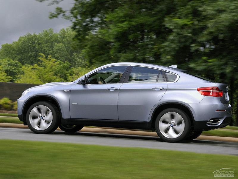 最新款宝马x6 现车促销优惠